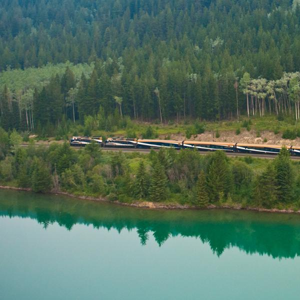 Viajes a Canada oeste - Rocky Mountaineer